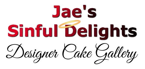Jae's Sinful Delights, Designer Cake Gallery, Panama City Beach, FL