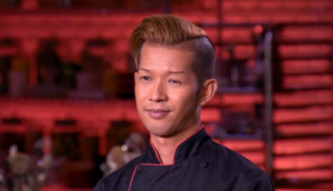 Jae on Food Network